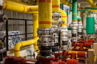 pump and valve